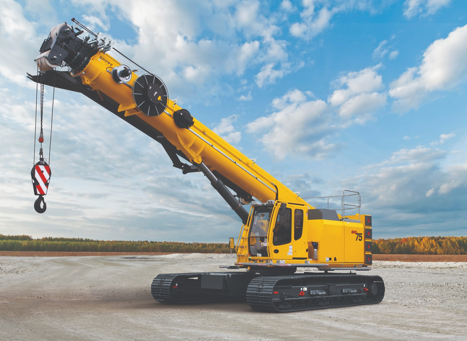 used crane trucks for sale